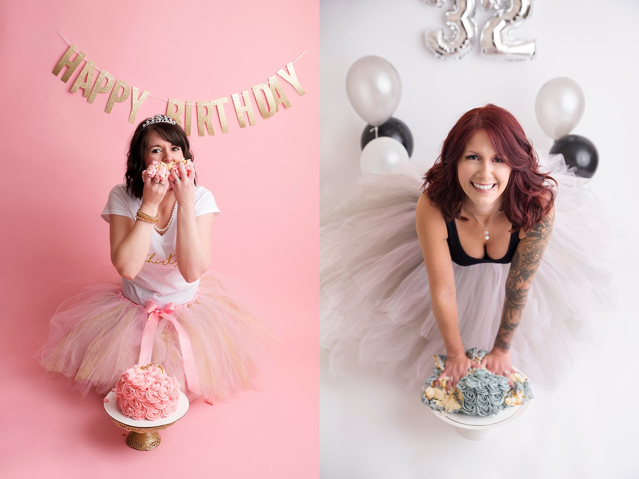 Fort McMurray photographer, Adult Cake Smash, Fort McMurray cake smash photographer, grown up cake smash